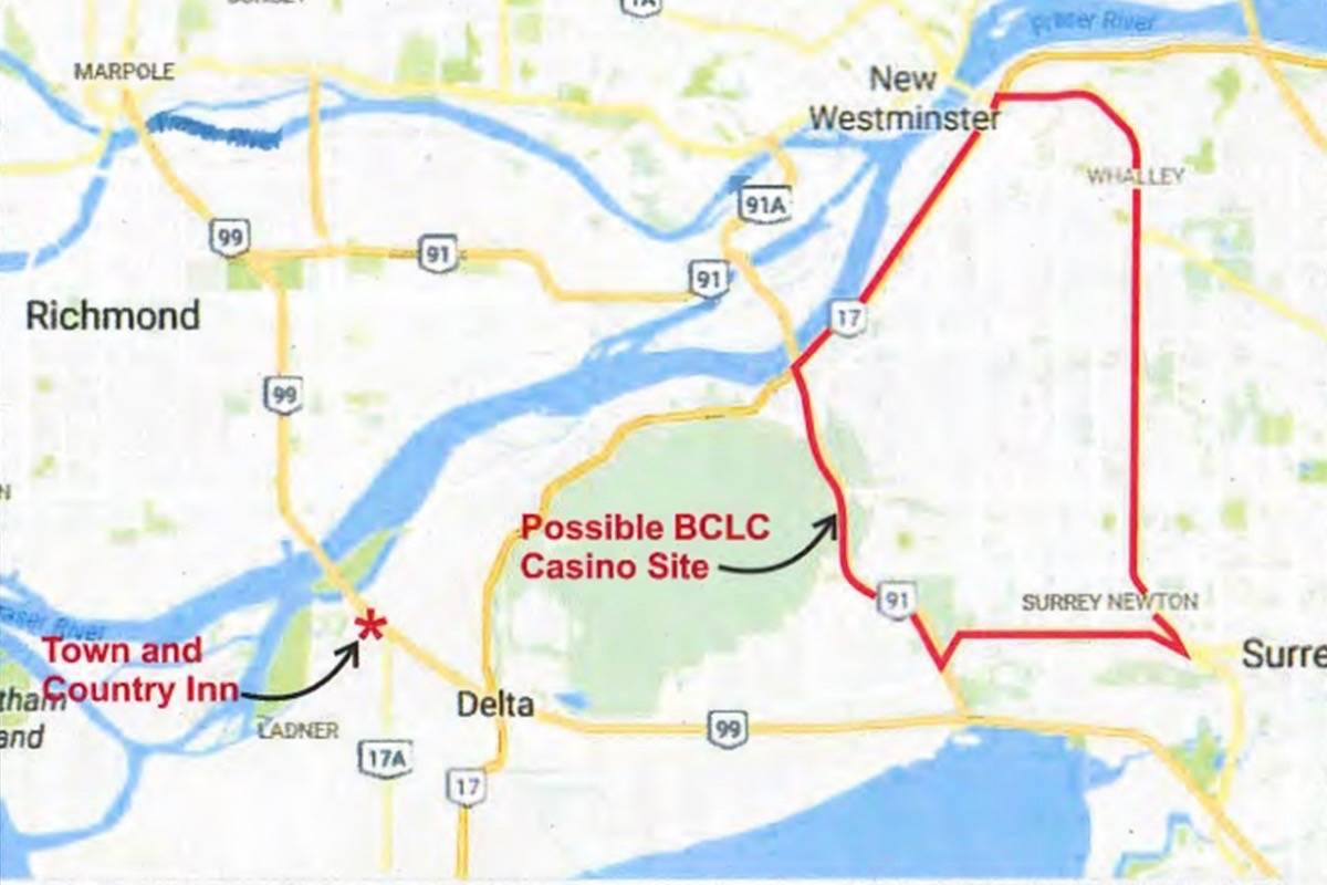 Bclc casino locations