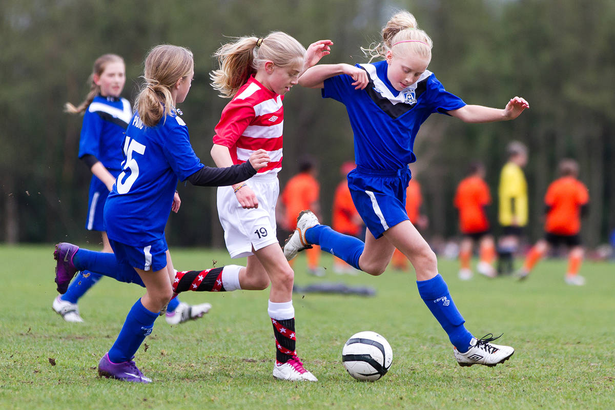 Should Kids Be Allowed To Play Soccer >> Funding Of 2 5m To Get More Under Represented Kids
