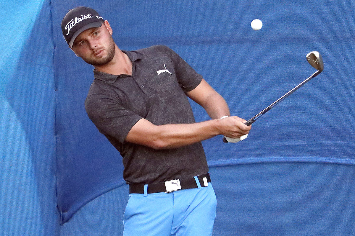 South Surrey golfer cards second straight top-20 finish on PGA Tour