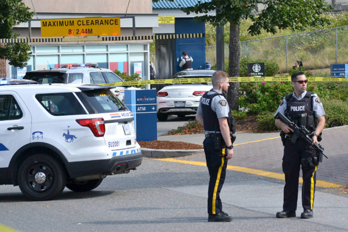 Suspects appear in court after Hells Angel murdered in South Surrey