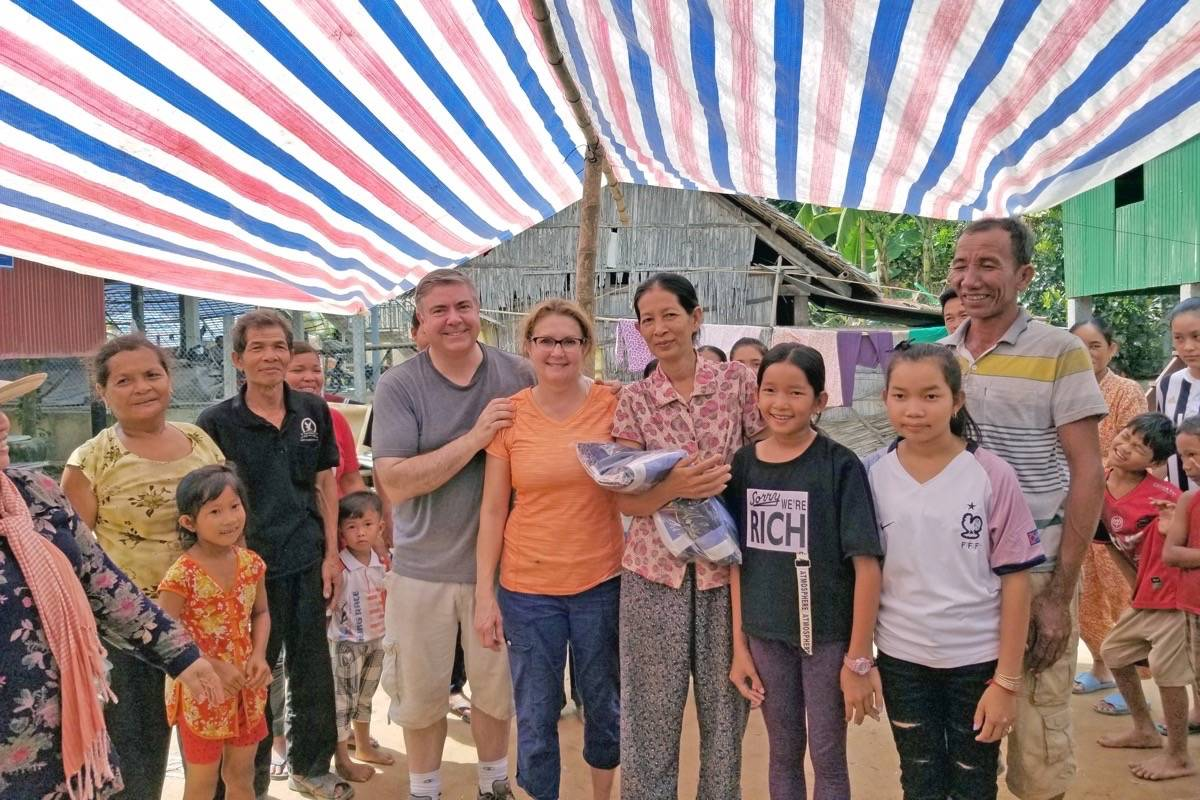 South Surrey event to benefit efforts to help Cambodia rebuild