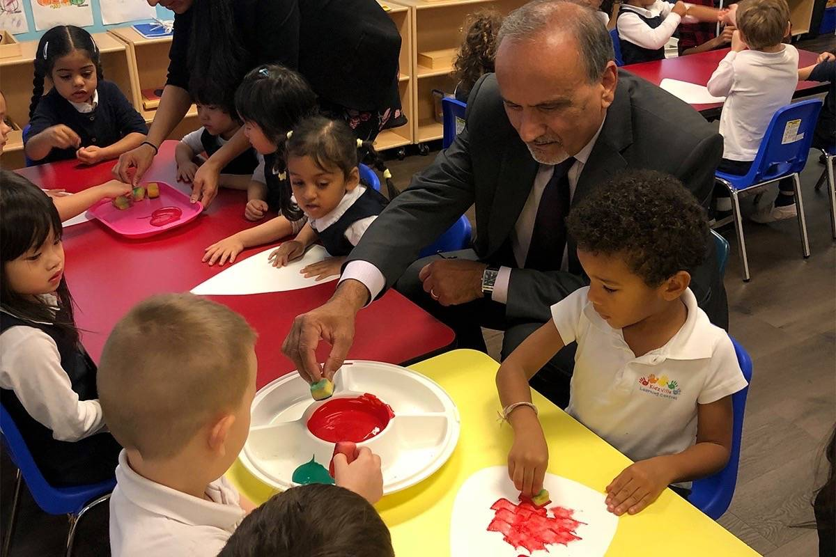 Surrey to get 314 new child care spaces