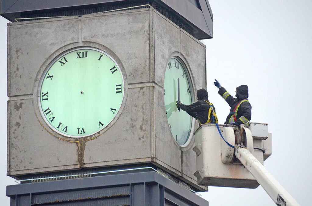 Time is up for downtown Chilliwack's iconic clock tower - Cloverdale Reporter
