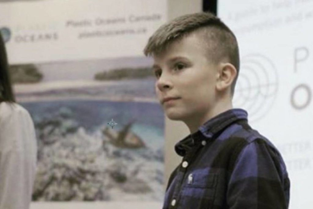 Surrey boy living with congenital heart disease to speak at local Tedx event - Cloverdale Reporter