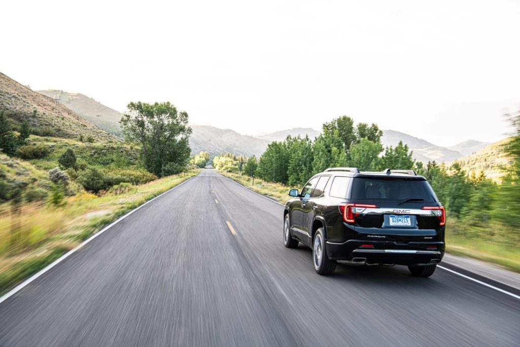 What you should know: GMC Acadia