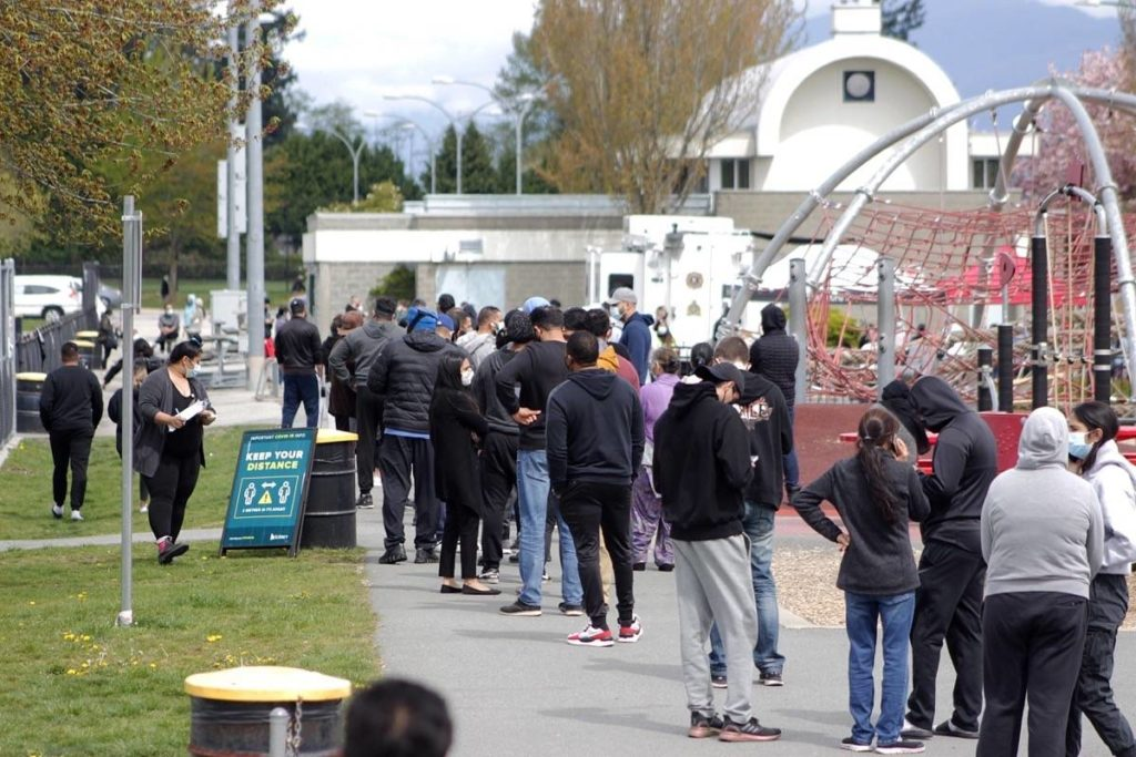 Surrey's weekly cases continue to drop, push for 80% vaccination rate citywide - Cloverdale Reporter